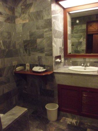 The Park Hotel: salle de bain