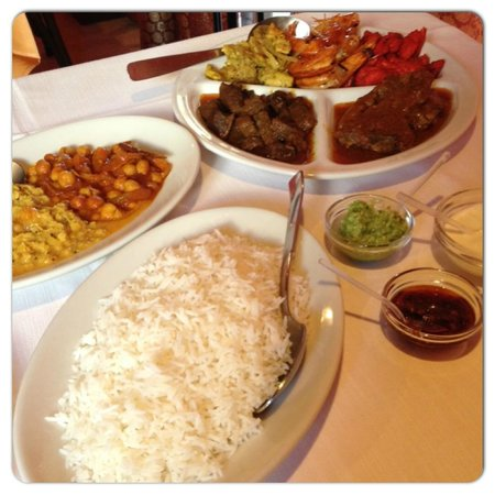 Rice and Curry: Rice & Curry - Pietanze