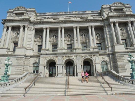 Biblioteca del Congreso: Fachada
