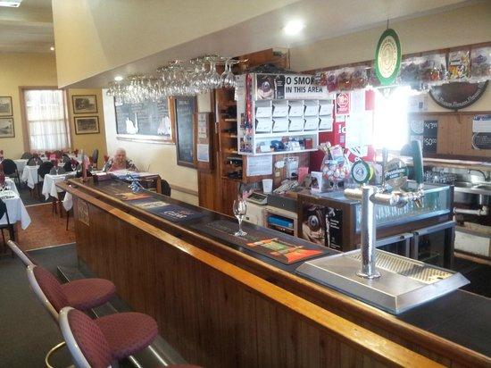 Wirrabara Hotel: The Bar
