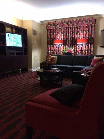 Eldorado Resort Casino: 18th floor tv in living room