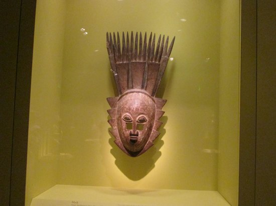 National Museum of African Art : Mask