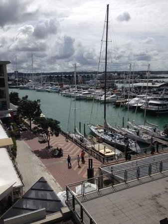 The Sebel Auckland Viaduct Harbour : view from room