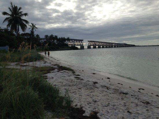 Bahia Honda State Park and Beach: Ponte