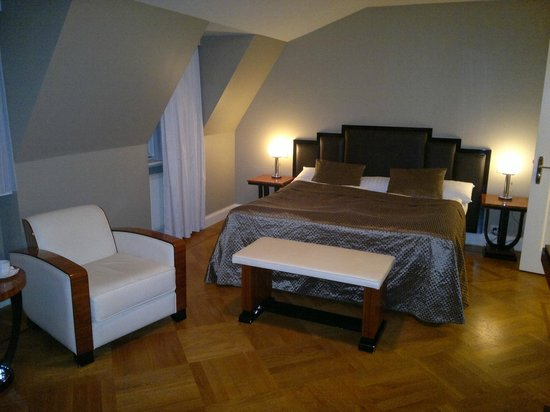 Hotel Borg by Keahotels: Our Room