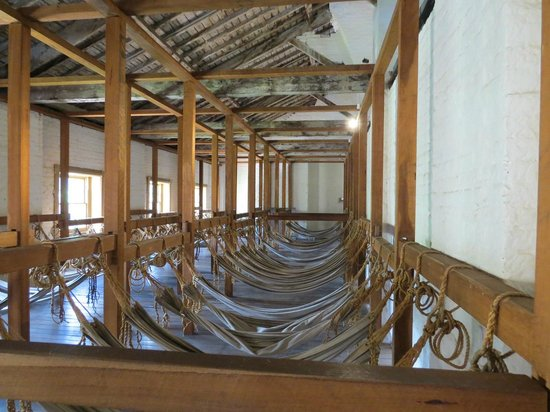 Hyde Park Barracks Museum: Living conditions on the 3rd floor