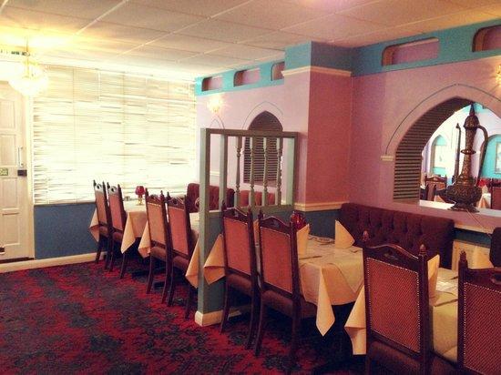 New Magna Tandoori Restaurant: seating area 2