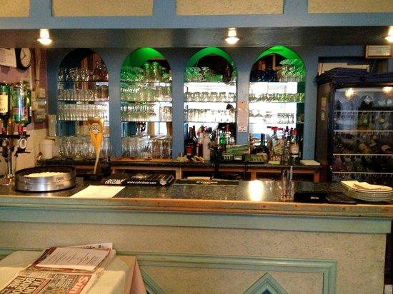 New Magna Tandoori Restaurant: bar