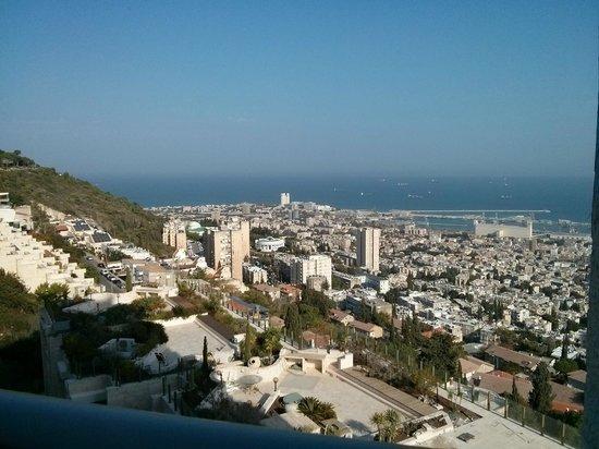 Crowne Plaza Hotel Haifa: view