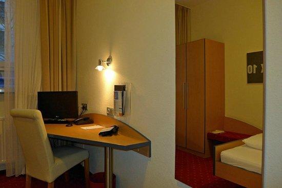 Heikotel - Hotel Am Stadtpark: Heikotel Zimmer 107