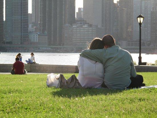 Gantry Plaza State Park: Gantry Park for Lovers