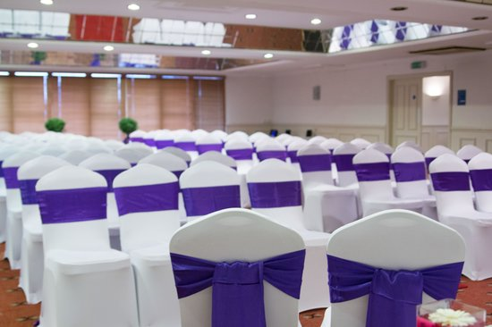 The Hillcrest Hotel Widnes: Wedding Room