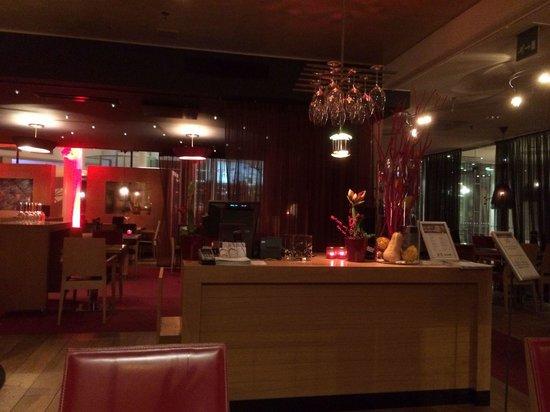 Radisson Blu Royal Hotel, Helsinki: Ресторан