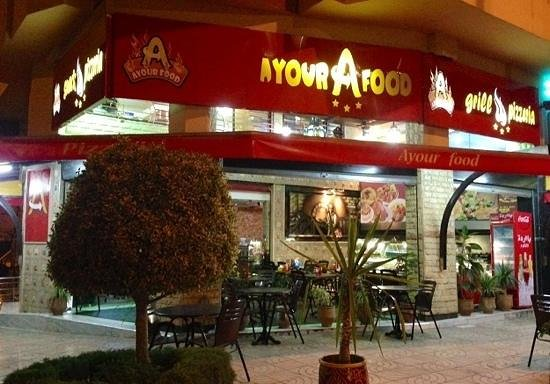 ayour food