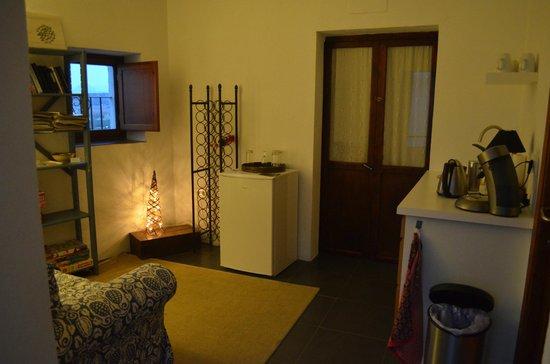 Casa El Sueno: Common Lounge Area
