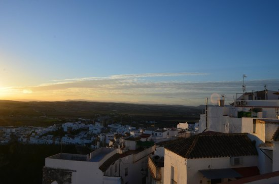 Casa El Sueno: View from the Roof Terrace