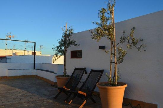 Casa El Sueno: Roof Terrace