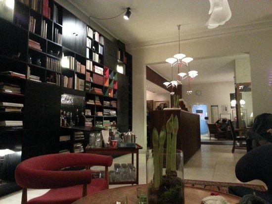Hotel Alexandra: Foyer