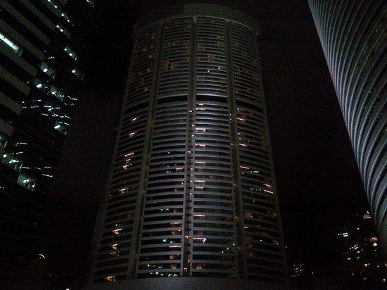 Conrad Hong Kong: Hotel from outside