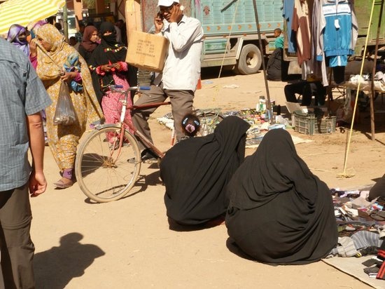 Visitas Guiadas de Marrakech : les femmes berber