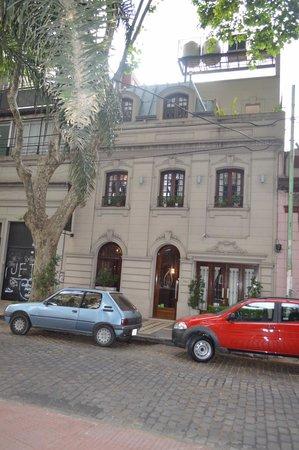 Miravida Soho Hotel & Wine Bar: Front