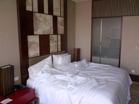 The Westin Beijing Chaoyang: Bed