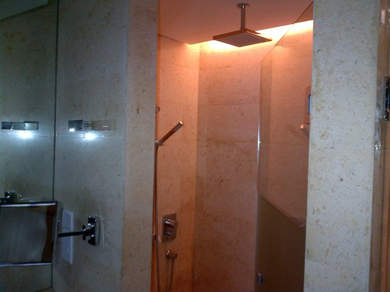 The Westin Beijing Chaoyang: shower