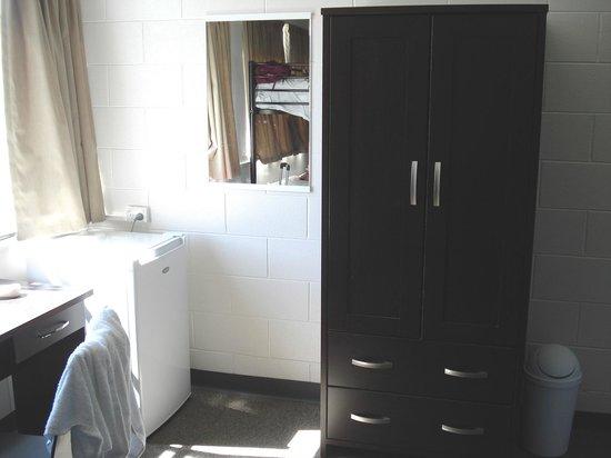 YMCA Hostel: Bedroom