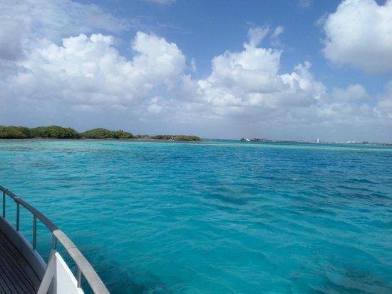 Strea Charters: Der wundervolle Blick vom Boot