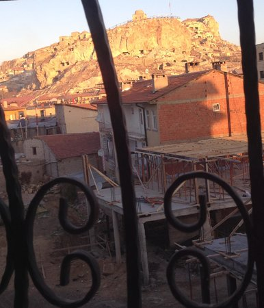 Cappadocia Palace: view from my room