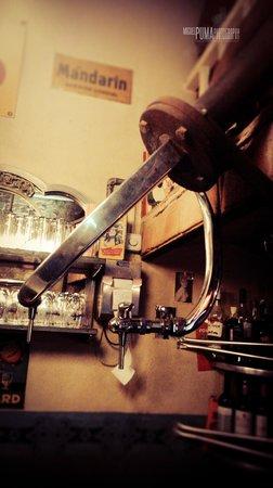 Creperie Bretonne: Para la Cerveza.