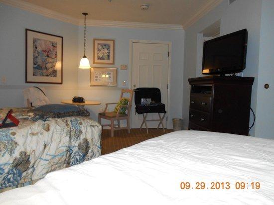 Disney's Old Key West Resort: Very nice room!