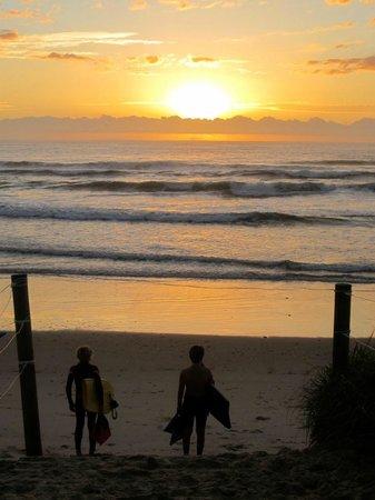 Burringbar, Australie : Nearby beach