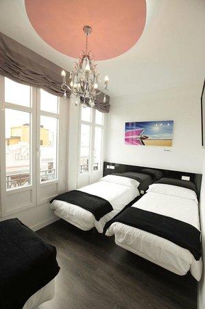 Vitium Urban Suites: Habitación Triple