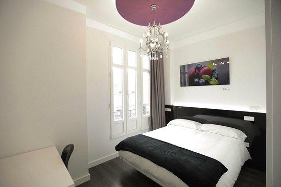 Vitium Urban Suites: Habitación Doble