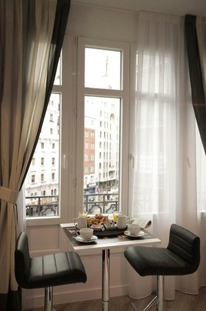 Vitium Urban Suites: Salón