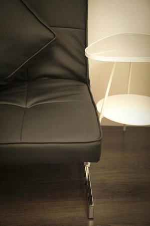 Vitium Urban Suites: Habitaciones con sofás-cama