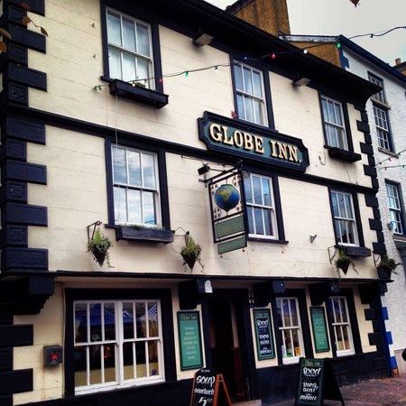 The Globe Inn: Nice pub