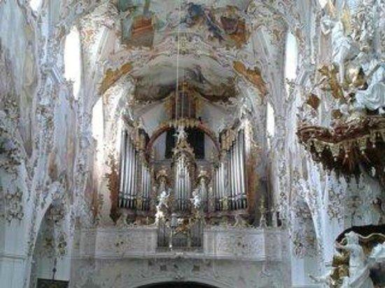 Stiftkirche Rottenbuch: lindo