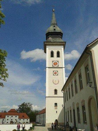 Stiftkirche Rottenbuch: muito lindo