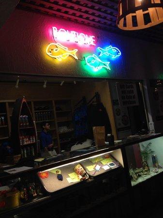 Bob Chinn's Crab House: store where you can buy merchandise