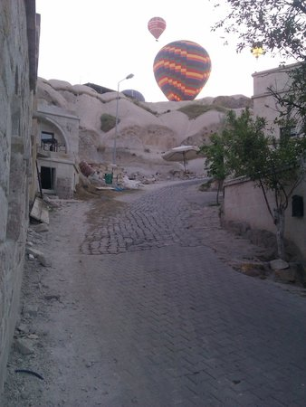 Anatolian Cave Hotel: 1