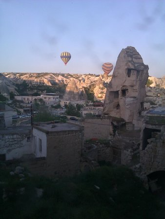 Anatolian Cave Hotel: 4