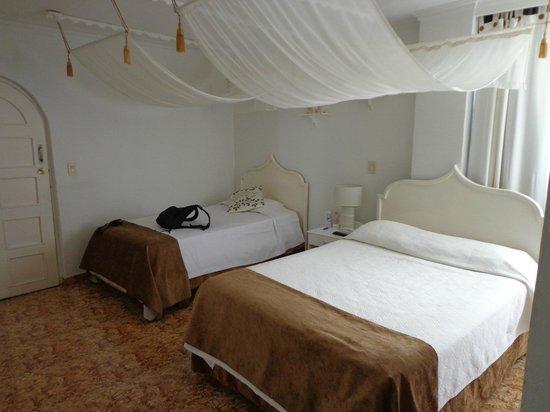 San Andres Noblehouse Hotel : excelente limpieza
