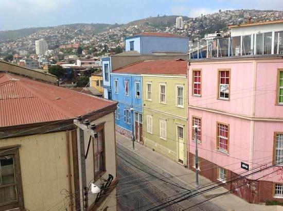 Casa Galos Hotel & Lofts: vista del cerro