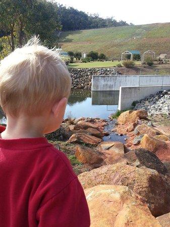 Churchman Brook Dam