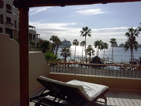 ME Cabo: View fro room
