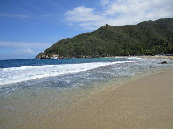 Cepe- Choroni: Vista mar