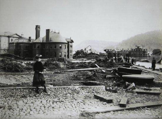 Johnstown Flood Museum: photo