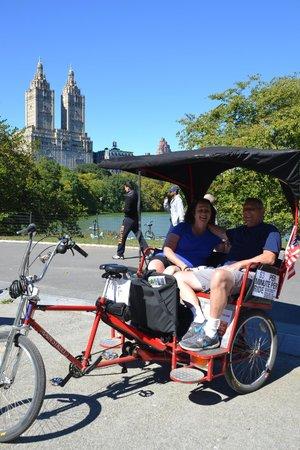 Eco Central Park Tours